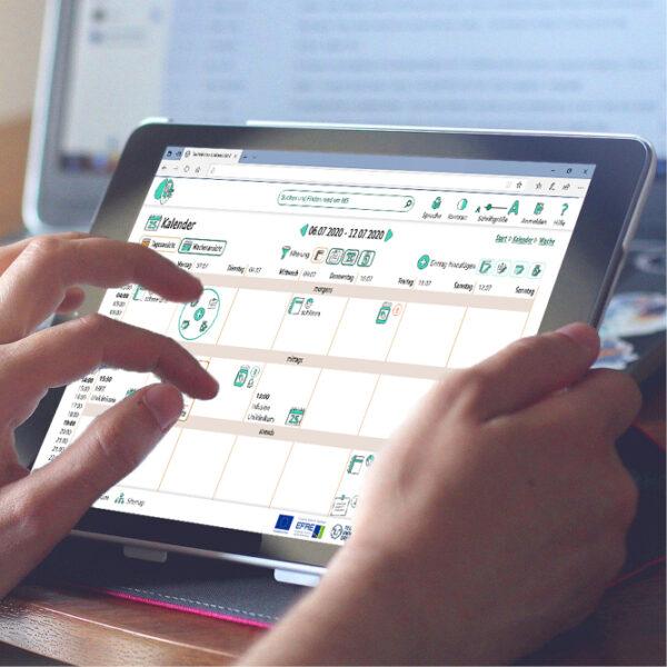 Referenz 2020 – UX / UI Design und Entwicklung für eine Webseite – Branche Gesundheit