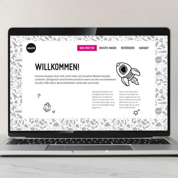 Referenz 2020 – WordPressDesign – Branche Werbung
